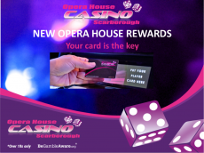 New Opera House Rewards