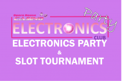 Electronics Party December - Friday 28th