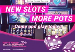 New Slots More Pots